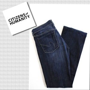 Citizens of Humanity Low Waist Bootcut Jeans 26